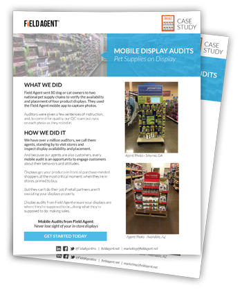 Mobile Display Audits Case Study