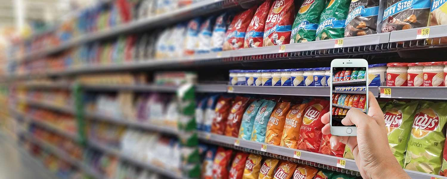 Consumer Packaged Goods Mobile Solutions