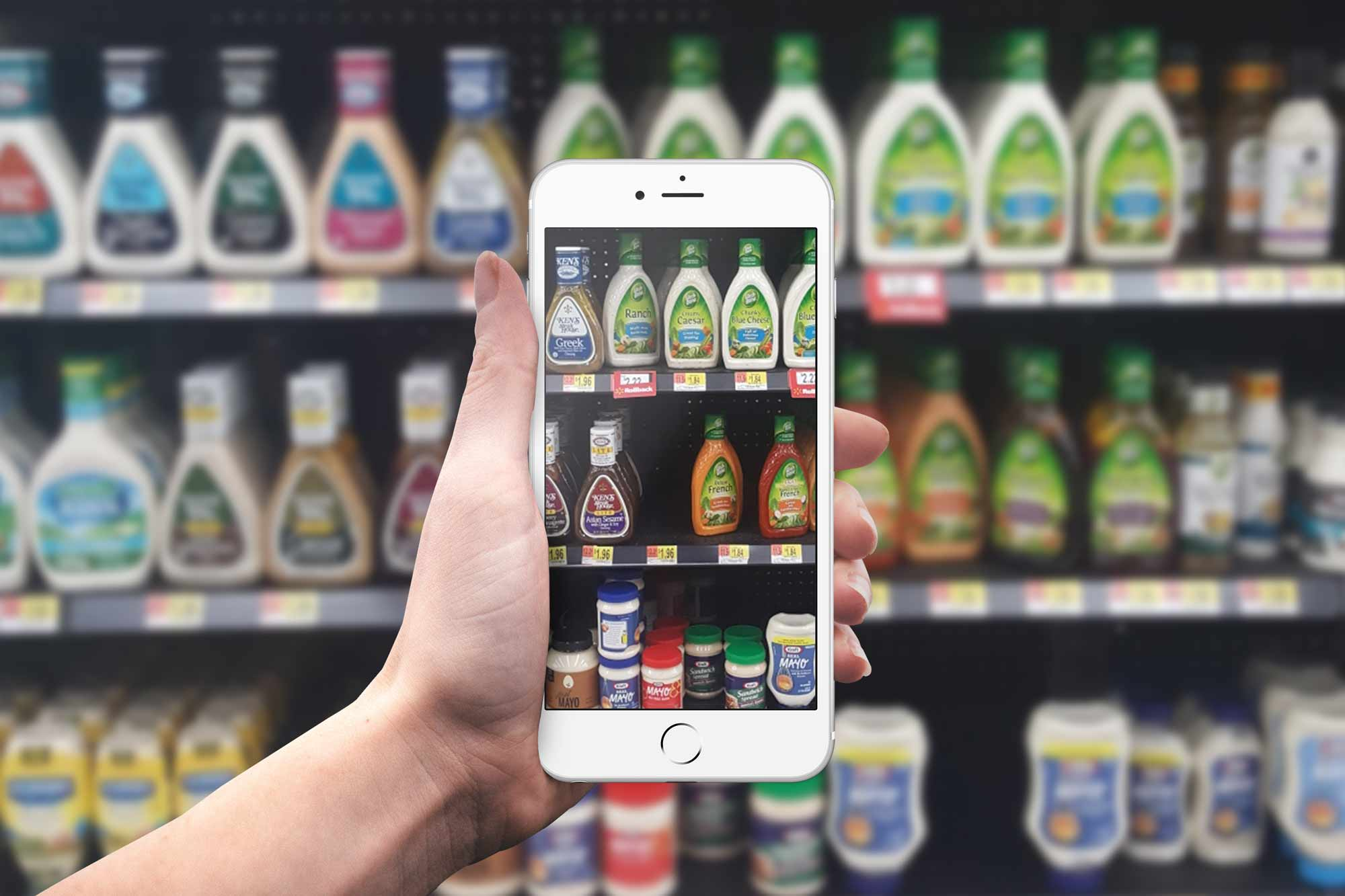 Monitor Store Shelves with Mobile Audits