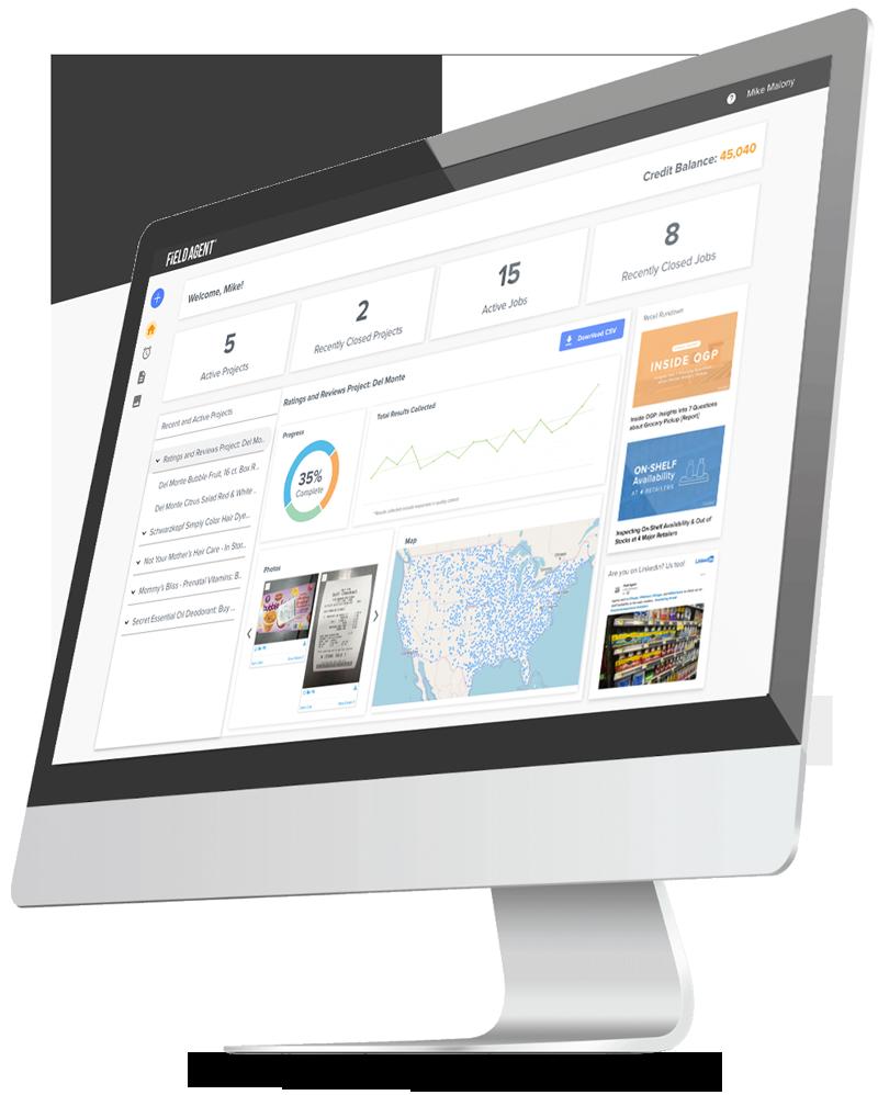 Desktop-Dashboard