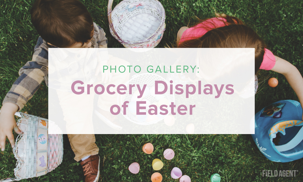 Photo Gallery: Grocery Displays of Easter
