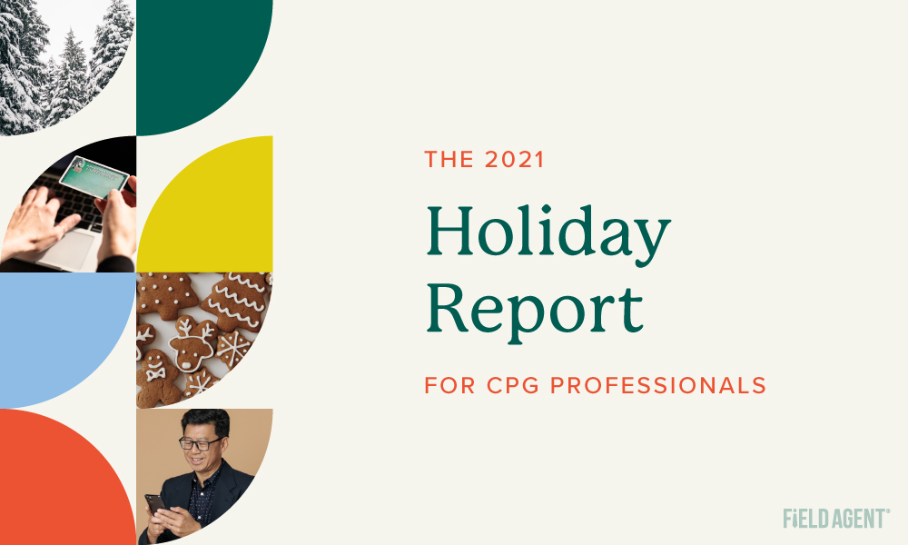 Now Available! The 2021 Holiday Report for CPG Professionals