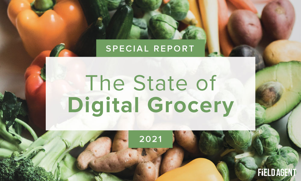 Report: The State of Digital Grocery 2021