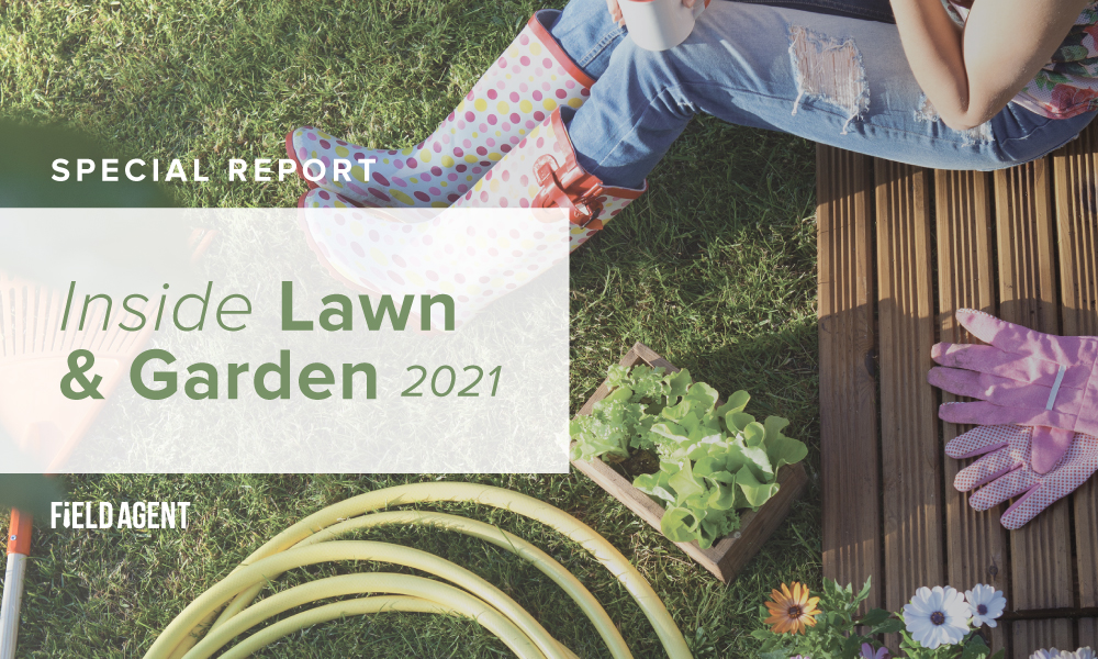 Report: 1,000 Homeowners Talk Lawn & Garden
