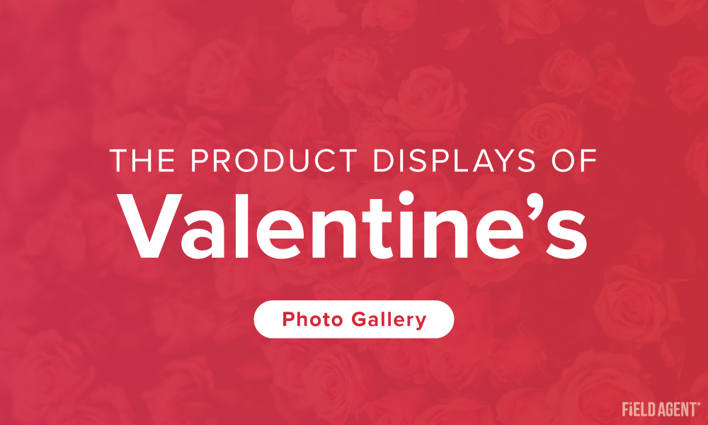 Display Gallery: Valentine's Product Displays You'll Totally Love