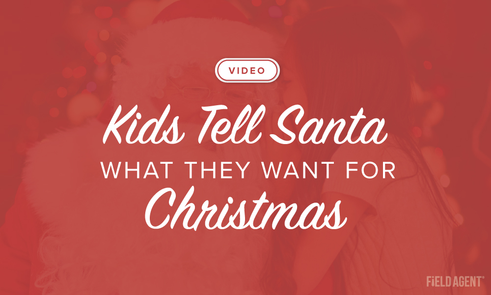 """Dear Santa..."" Kids' Christmas Wishes Around the World"