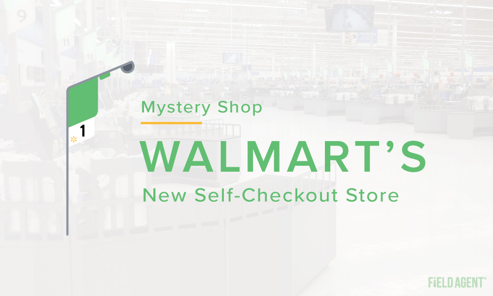 All-In on Self-Checkout? 20 Shoppers Try Walmart's New Front-End Model